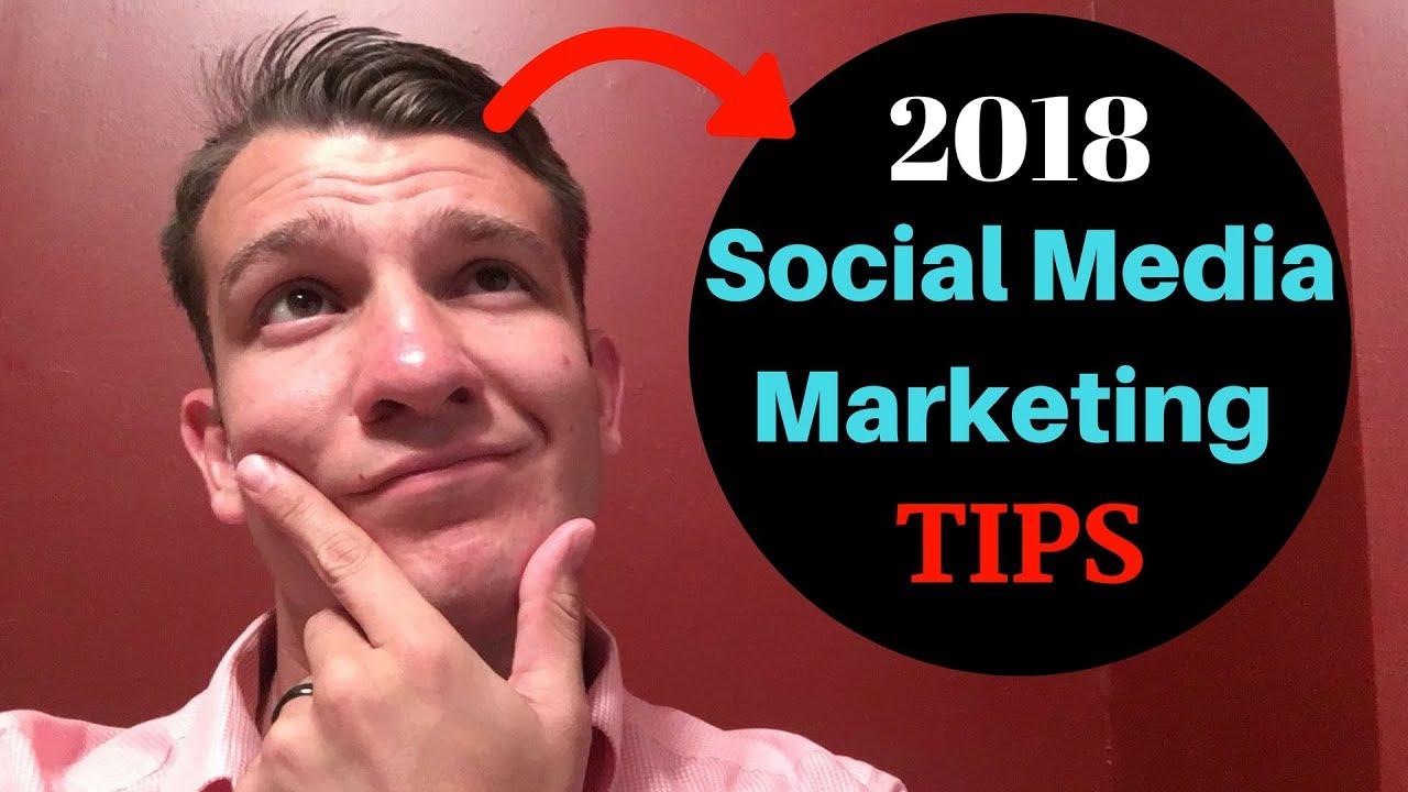 Best Social Media Marketing Tips!
