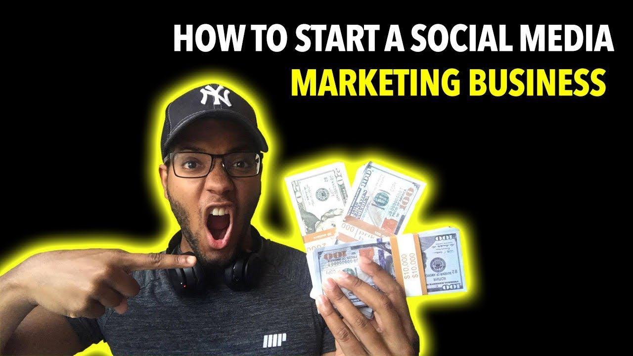 How To Start A Social Media Marketing Agency (Social media marketing tips)