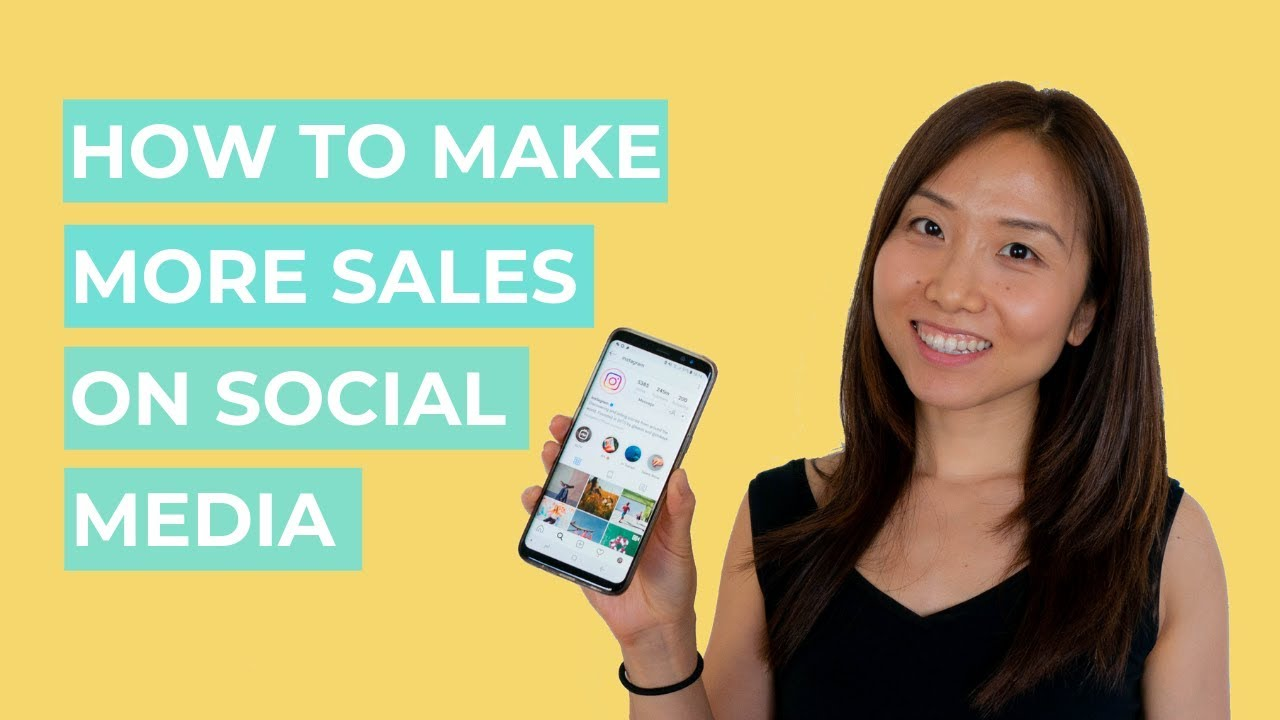 Social Media Marketing Tips: How to Post on Social Media to Make More Sales in 2019