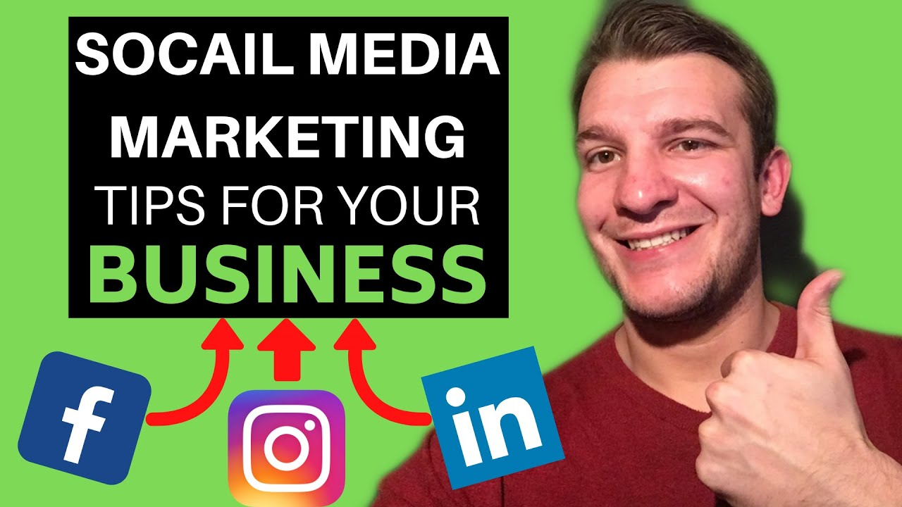 Social Media Marketing Tips for Small Business: PRO TIPS FOR SUCCESS! (2019)