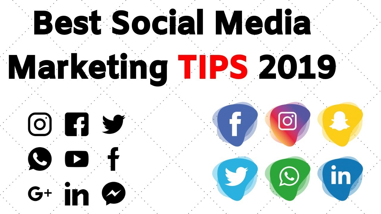 Best Social Media Marketing TIPS for Beginners 2019 ▶️ STEP BY STEP ✔️