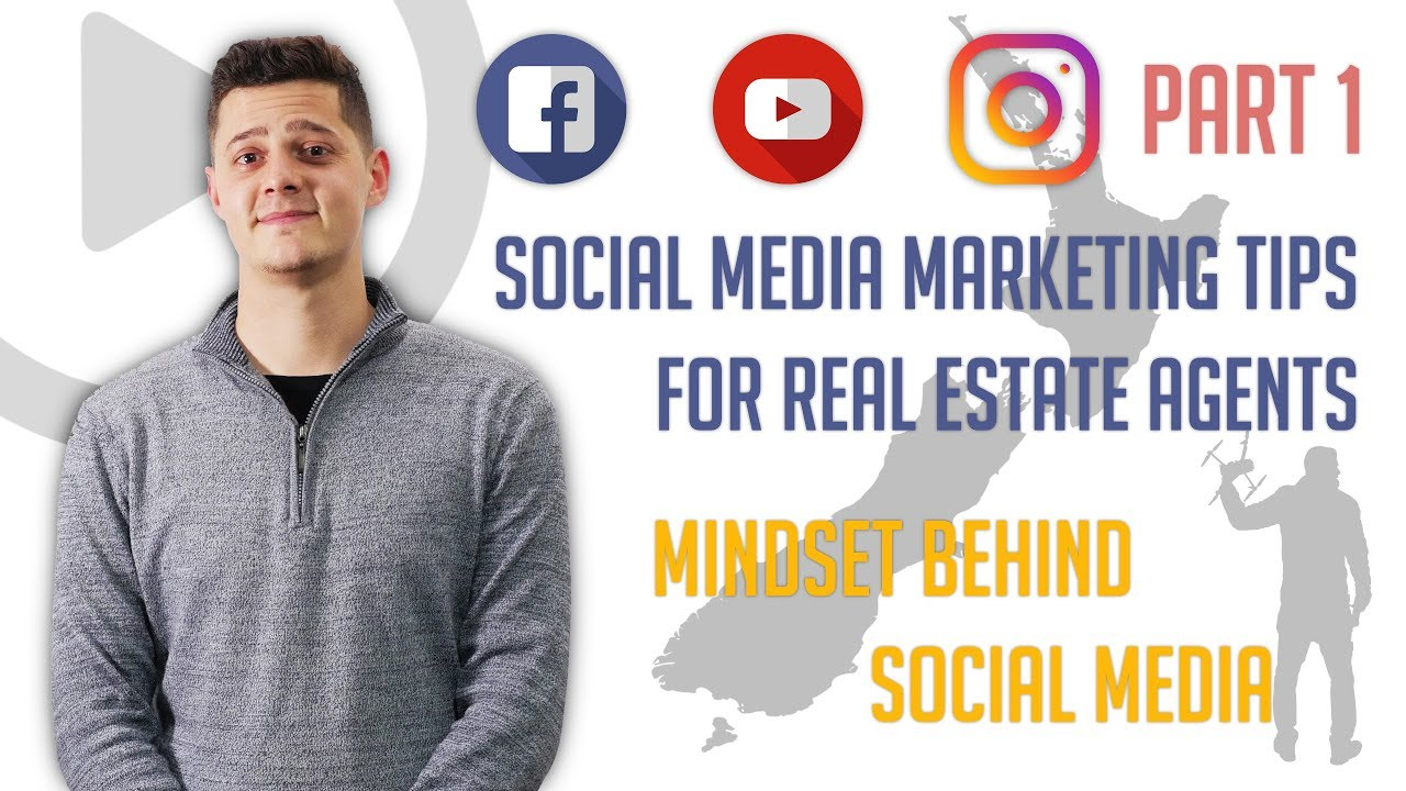 Social Media Marketing Tips for Real Estate Agents – Part 1