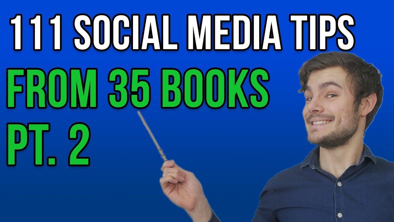 Social Media Marketing Tips, Tricks, & Strategies 2019 (Pt 2)