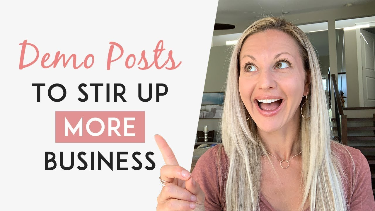 Social Media Marketing Tips – How To Sell More Products On Social Media Using Demo Posts