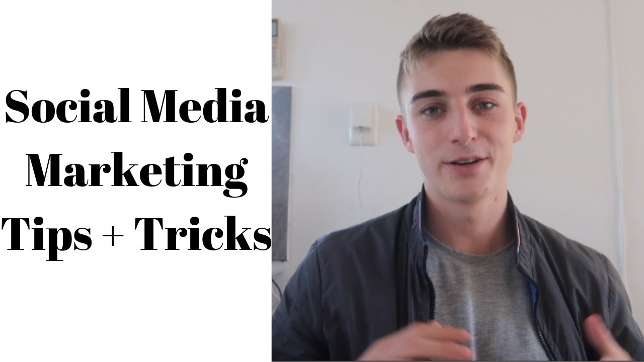 Social Media Marketing Tips and Tricks ep 1